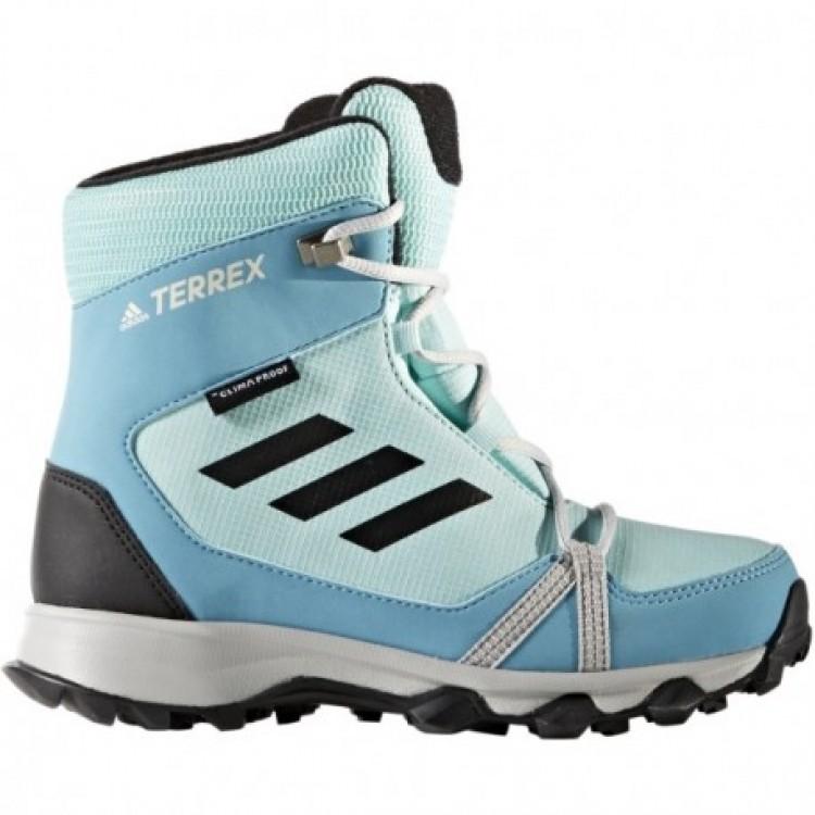Adidas Terrex Snow S80886 zelená/modrá