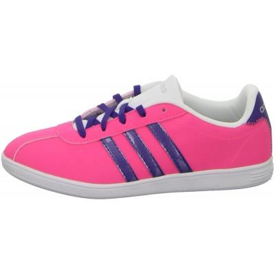 Adidas dámska obuv Neo VL Court K F76456 ružová