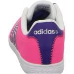 Tenisky Adidas Neo VL Court K F76456 ružová