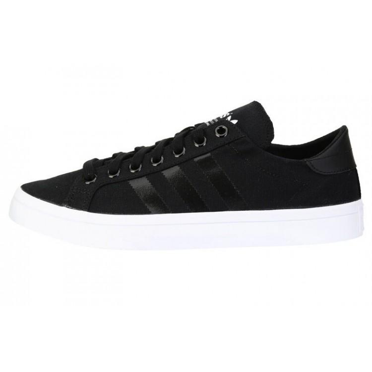 Adidas Originals Court Vantage S78766 čierne
