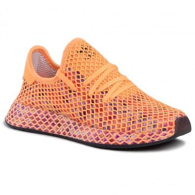 Adidas Originals tenisky Deerupt Runner W EE5773 oranžové/čierne