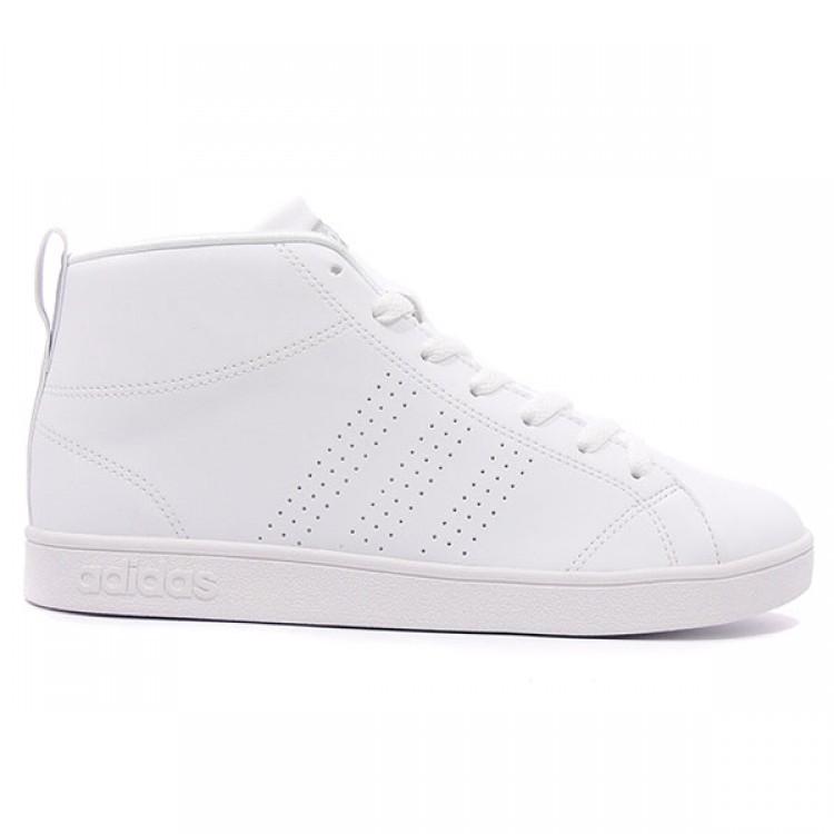 Adidas tenisky Advantage CL Mid BB9983 biele