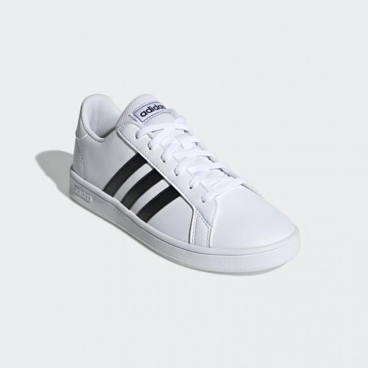 Adidas tenisky Grand Court EF0103 biele