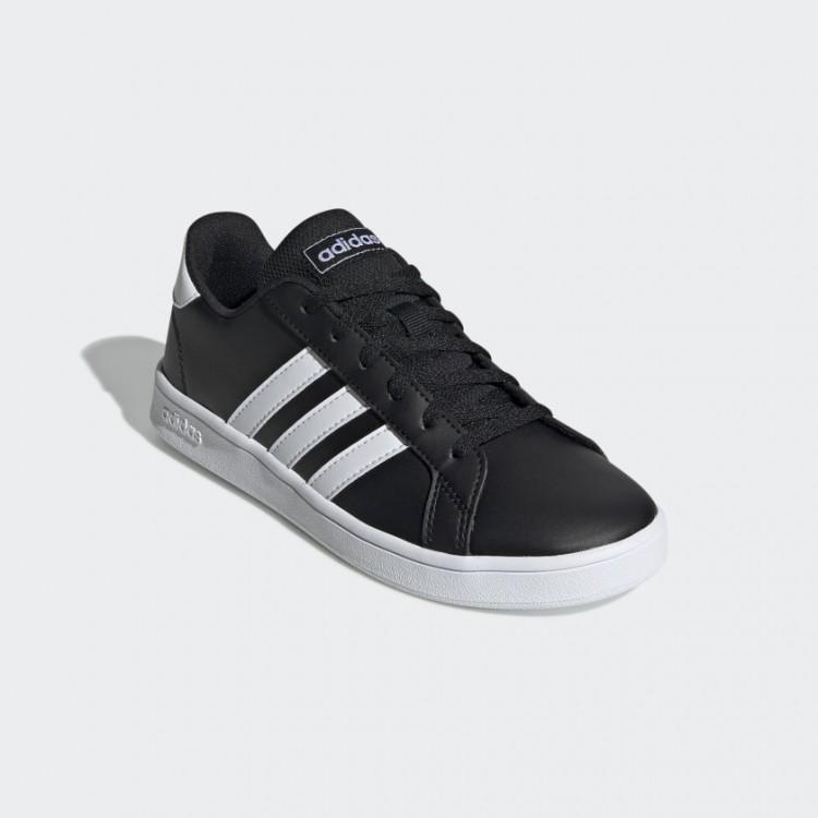 Adidas tenisky Grand Tour EF0102 čierne