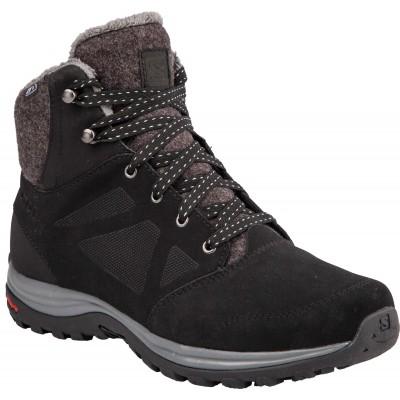 Salomon dámska obuv Elliipse Freeze CS WP 406132 čierne