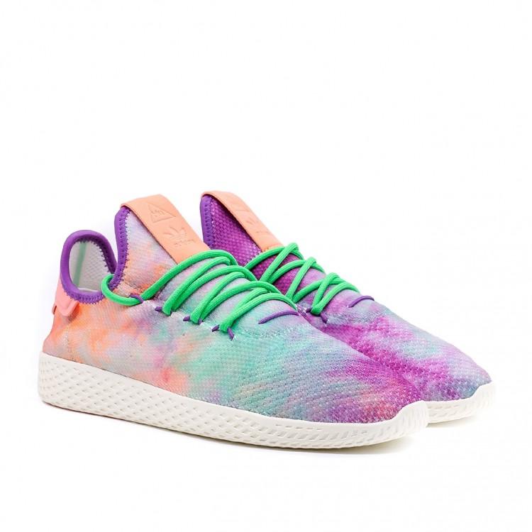 "Tenisky Adidas x Pharrell Williams Holi Tennis ""powder dye"" AC7366 farebné"