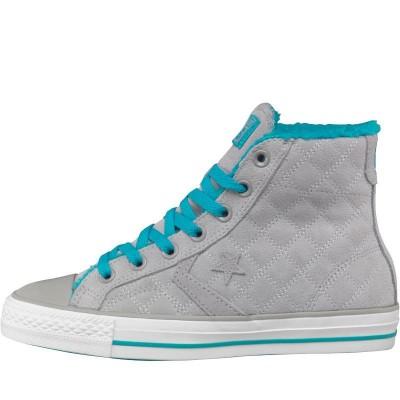 Converse Star Player Hi Stone 146498C-050 light grey