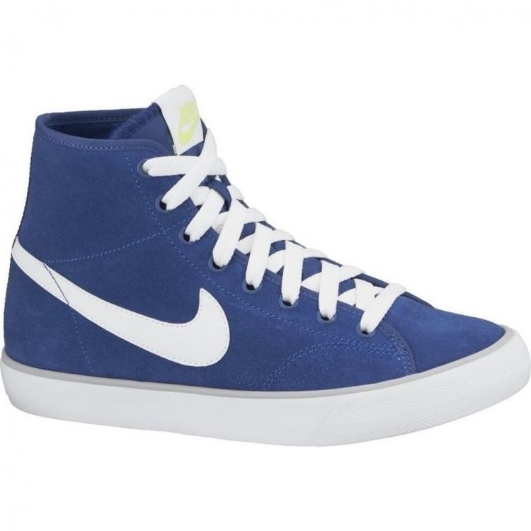 Nike Primo Court Mid Jn51 647610402 modré