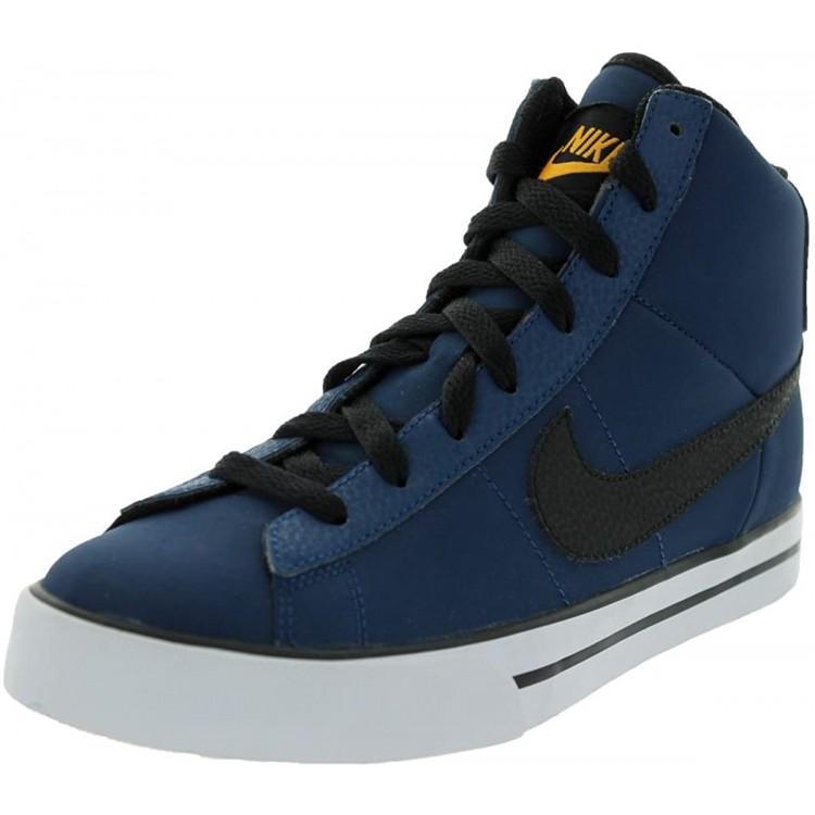 Nike Sweet Classic High Jn 34 2091188-522406 modré