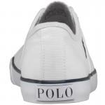 Ralph Lauren Polo Marson Low Junior RFS10088 white