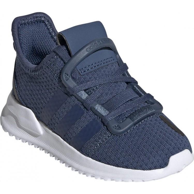 Detské tenisky Adidas U_Path Run El ef5922 modrá