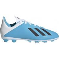 Kopačky Adidas X 19.4 FXG J F35361 modré