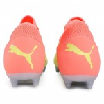 Puma kopačky Future 5.4 Osg Fg/Ag Jr Nrgy Peach/Fizzy Yellow 105941 01