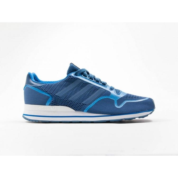 Adidas Zx 500 Tech Fit M19299 modré