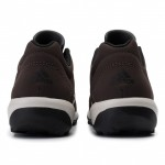 Topánky Adidas Daroga Plus Lea B2727 hnedé