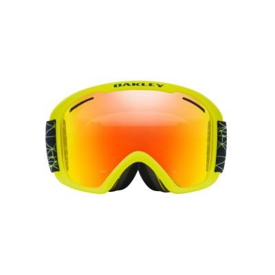 Oakley pánske lyžiarske/snowboardové okuliare O-Frame® 2.0 PRO XL galaxy blue laser w/fire