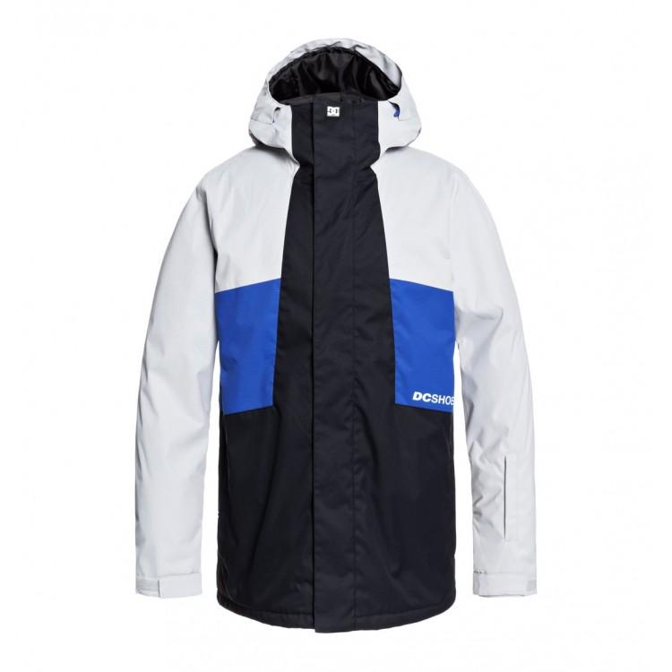 DC pánska bunda Defy black adytj03009