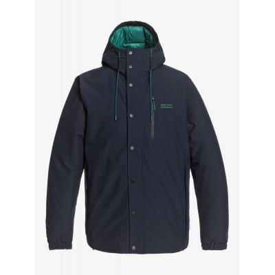 Quiksilver pánska bunda Glacier Hunter navy blazer eqyjk03617