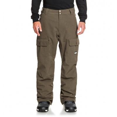 DC pánske snowboardové nohavice Code Shell adytp03005 tarmac kqz0