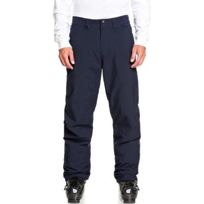 Quiksilver pánske lyžiarske/snowboardové nohavice Arcade EQYTP03158 navy blazer modré