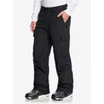 Quiksilver pánske lyžiarske/snowboardové nohavice Porter EQYTP03145 true black čierne