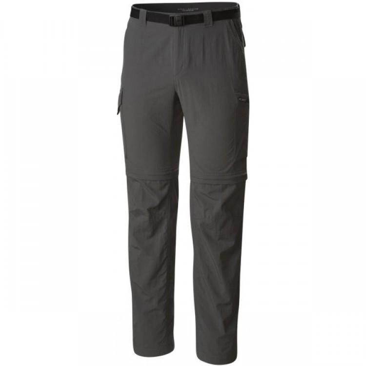 Columbia Silver Ridge Convertible Pant outdoorové nohavice 2v1 sive
