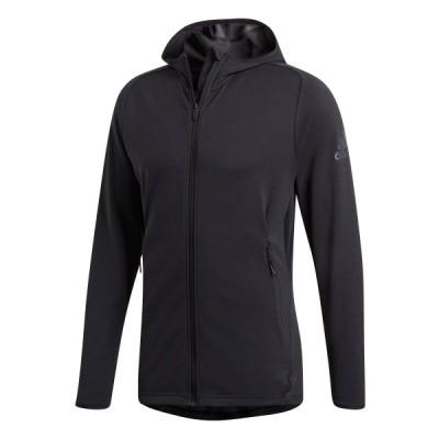 Adidas pánska mikina FreeLift Climacool CZ5290 carbon black