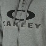 Oakley pánska mikina Ellipse Nest FZ 472114 sivá