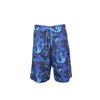 Pánske plavky Adidas Allover Water V34787 modré