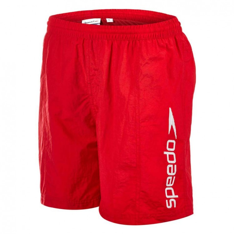 Pánske plavky Speedo Scope 16 8-013207718 červené