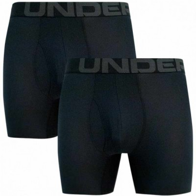Boxerky Under Armour UA Tech 6in 2-pack 1363619-001