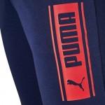 Puma pánske tepláky DKT Mens Pants FT 58315506 Peacoat