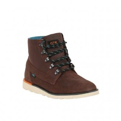 Topánky Vans Breton 0QE2A25 hnedé