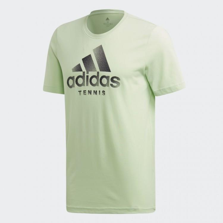 Pánske tričko Adidas Cat Logo Tee EH5603 zelené