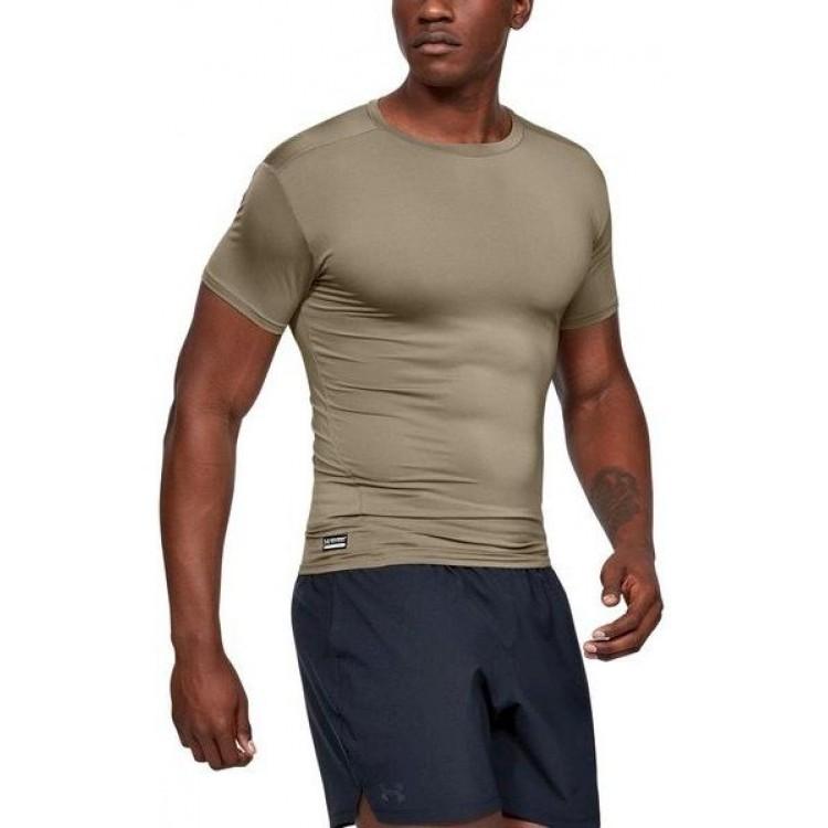 Pánske kompresné tričko Under Armour UA TAC HG COMP T 1216007-499