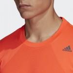 Pánske tričko Adidas 25/7 TEE Primeknit M FK5127 oranžové