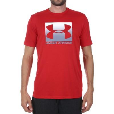 Pánske tričko Under Armour UA Boxed Sportstyle 1329581-600