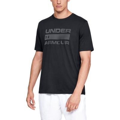 Pánske tričko Under Armour UA Team Issue Wordmark SS 1329582-001