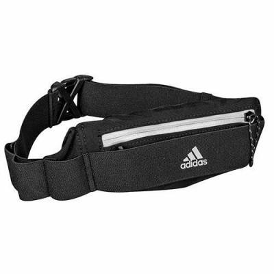 Adidas nízkoprofilový pás pre behy na dlhé vzdialenosti Run Belt CF5210 black/reflec