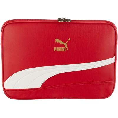 """Obal na notebook Puma Bytes Laptop Sleeve 13"""" 071926 červený"""