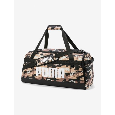 Puma taška Challenger Duffel Bag M 07662105 black brown