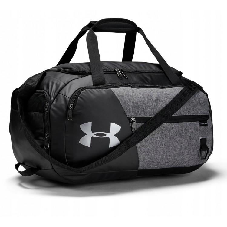 Taška Under Armour Undeniable 4.0 Small Duffle Bag 1342656 sivá
