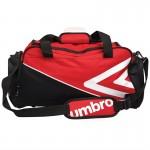 Umbro taška Pro Training Small Holdall 30612U red/white/black