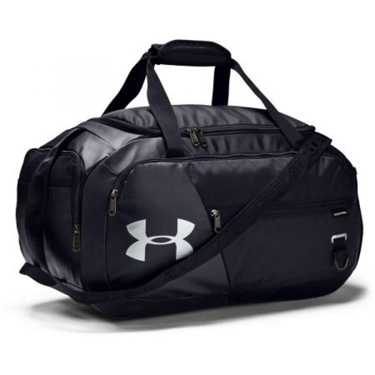 Taška Under Armour Undeniable 4.0 Small Duffle Bag 1342656 čierna